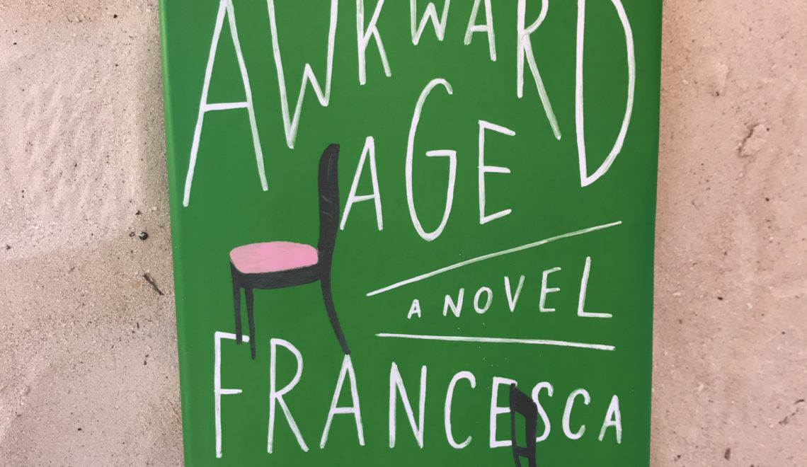 Book Review: The Awkward Age a novel by Francesca Segal