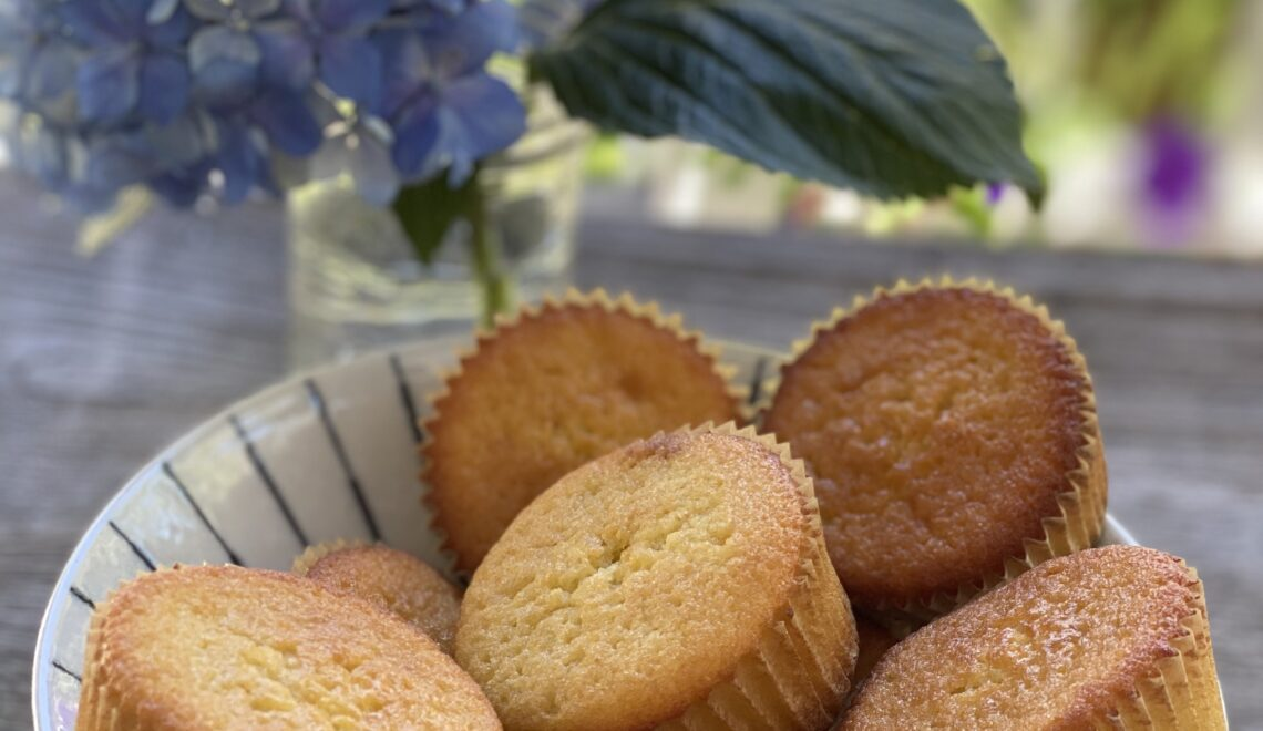 Olive Oil Cupcakes